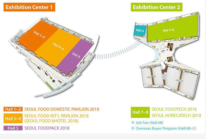 Norcent Agriculture Exhibited at Seoul Food Exhibition 2018-1